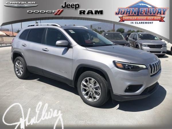 2019 Jeep Cherokee in Claremont, CA