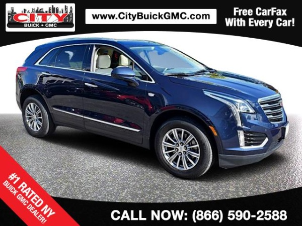 2017 Cadillac XT5 in Long Island City, NY
