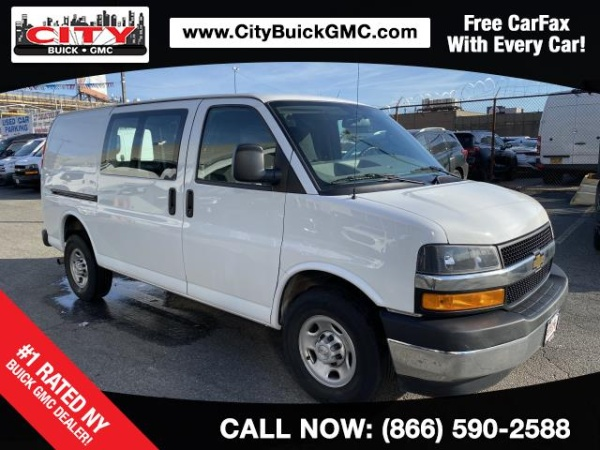 2018 Chevrolet Express Cargo Van in Long Island City, NY