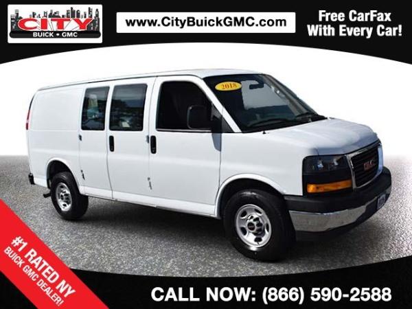 2018 GMC Savana Cargo Van in Long Island City, NY