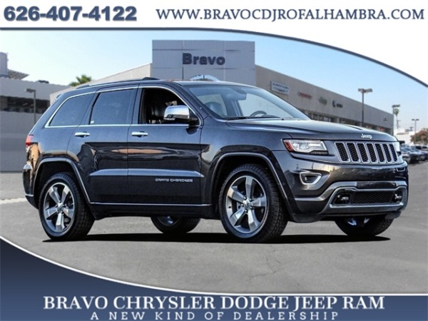 2014 Jeep Grand Cherokee in Alhambra, CA