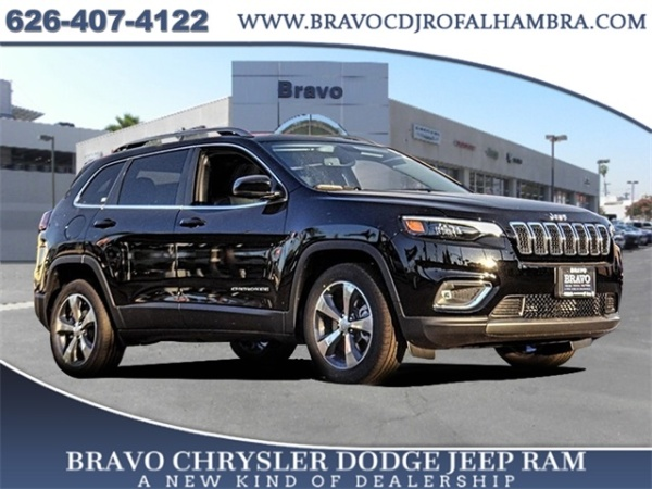 2020 Jeep Cherokee in Alhambra, CA