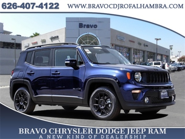 2019 Jeep Renegade in Alhambra, CA