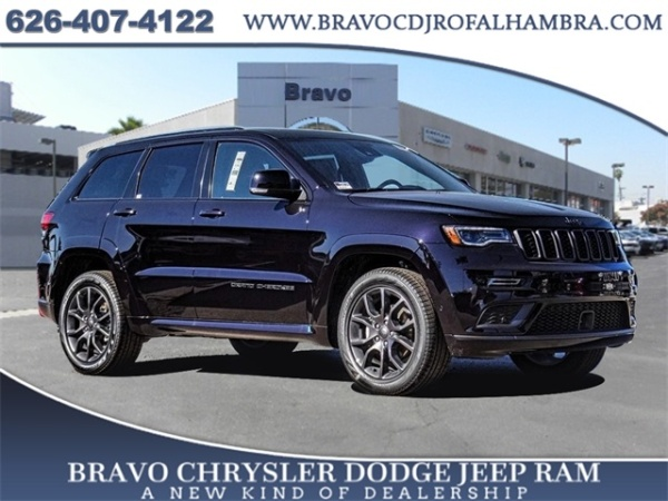 2020 Jeep Grand Cherokee in Alhambra, CA