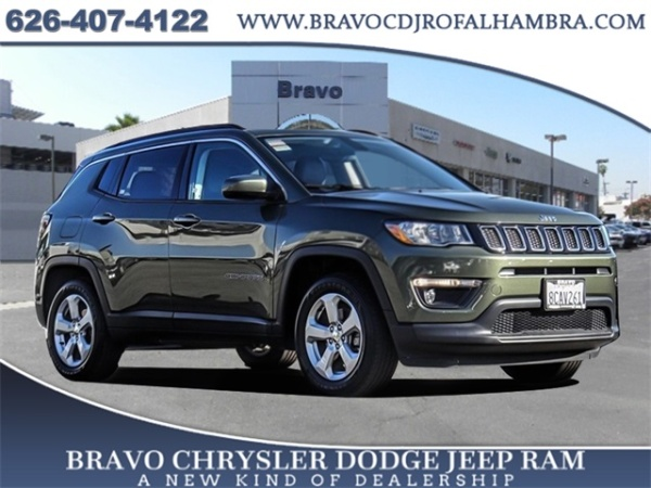 2018 Jeep Compass in Alhambra, CA
