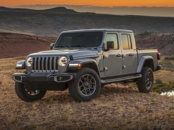 2020 Jeep Gladiator in Alhambra, CA