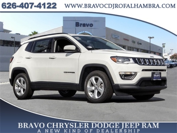 2020 Jeep Compass in Alhambra, CA