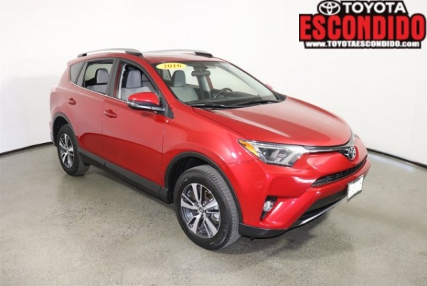 2016 Toyota RAV4 in Escondido, CA