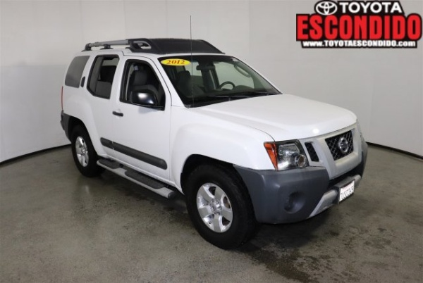 2012 Nissan Xterra in Escondido, CA