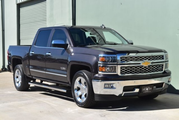 2015 Chevrolet Silverado 1500 in Arlington, TX