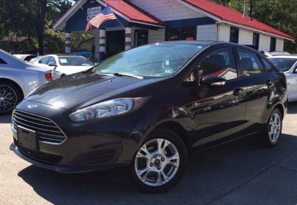 2015 Ford Fiesta in Durham, NC