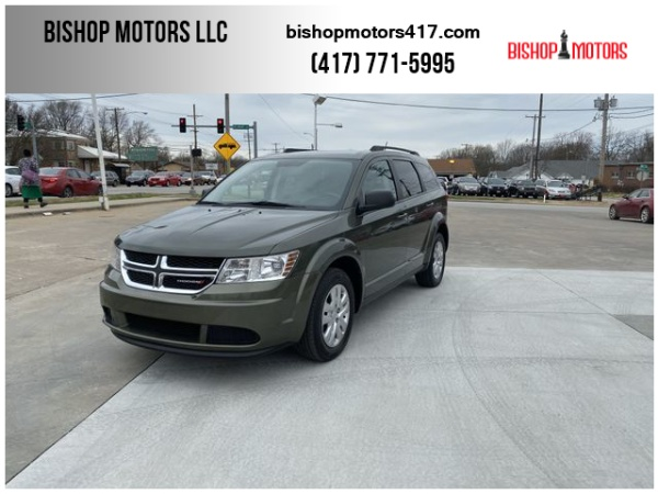 2016 Dodge Journey in Springfield, MO