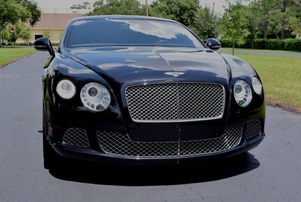 2012 Bentley Continental GT W12