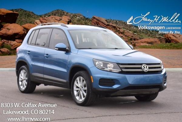 2018 Volkswagen Tiguan Limited in Lakewood, CO
