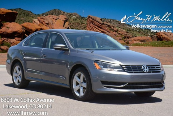 2014 Volkswagen Passat in Lakewood, CO