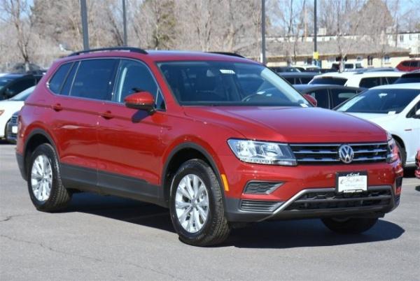 2019 Volkswagen Tiguan SE
