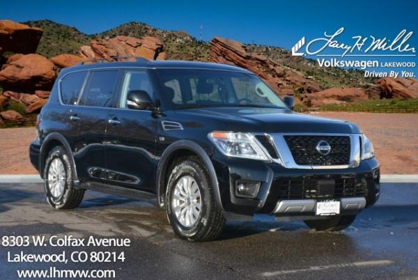 2017 Nissan Armada in Lakewood, CO