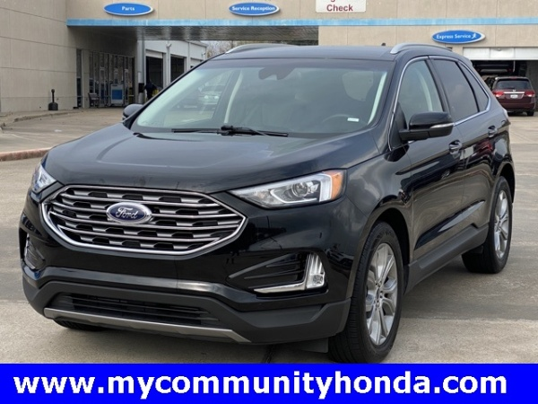 2019 Ford Edge in Baytown, TX