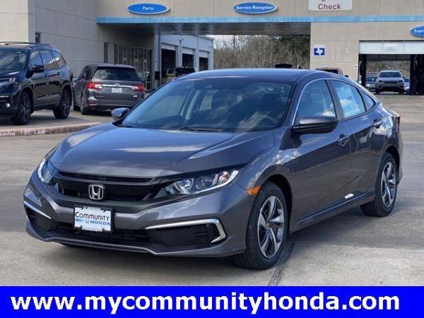 2020 Honda Civic in Baytown, TX