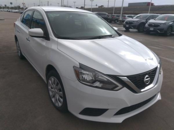 2018 Nissan Sentra in Baytown, TX