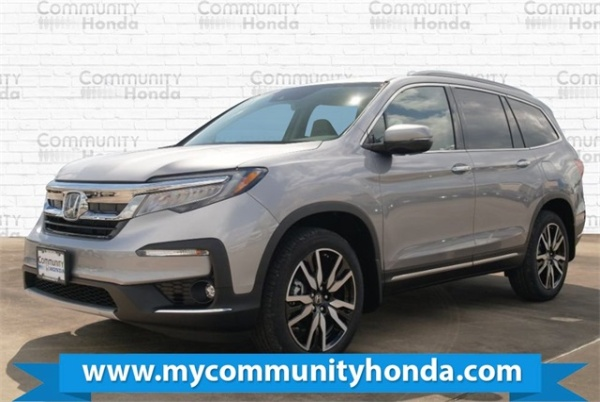 2020 Honda Pilot in Baytown, TX