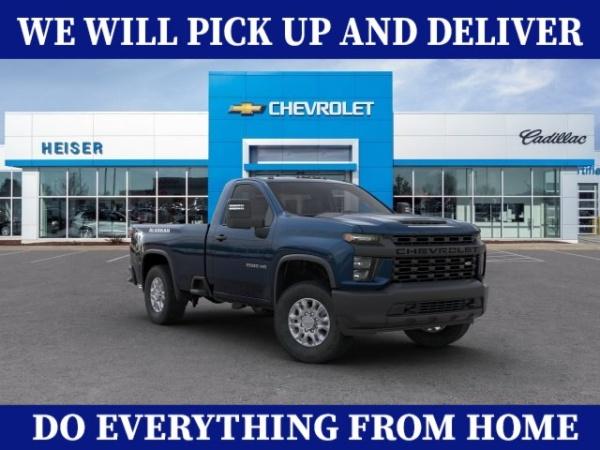 2020 Chevrolet Silverado 2500HD in West Bend, WI