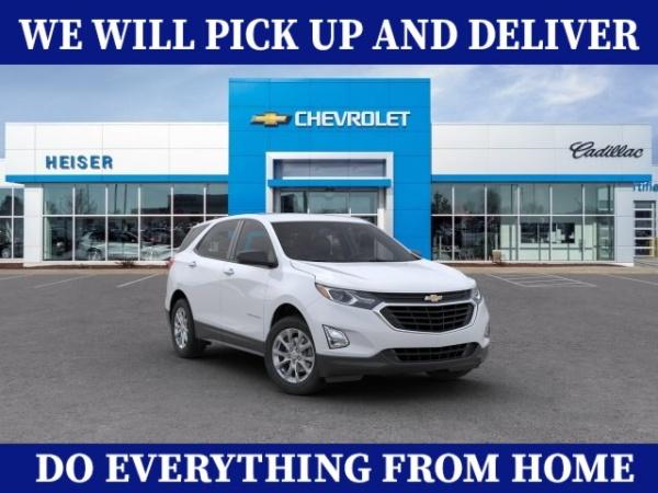 2020 Chevrolet Equinox in West Bend, WI