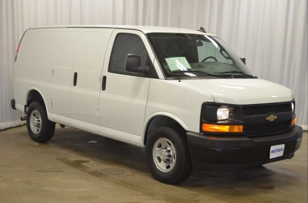 648bfba938 50 best Milwaukee used Chevrolet Express Cargo for sale