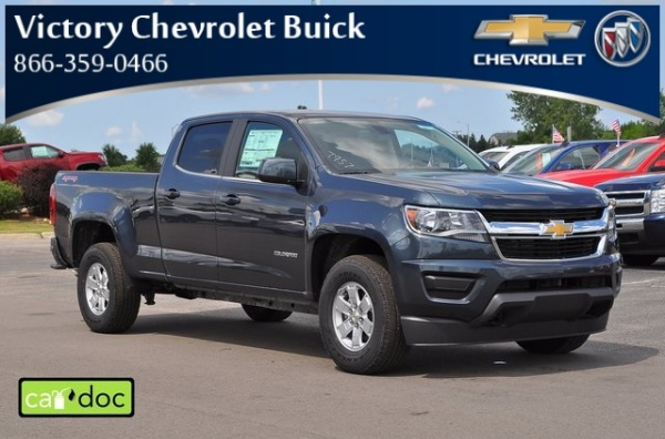 2020 Chevrolet Colorado in Milan, MI