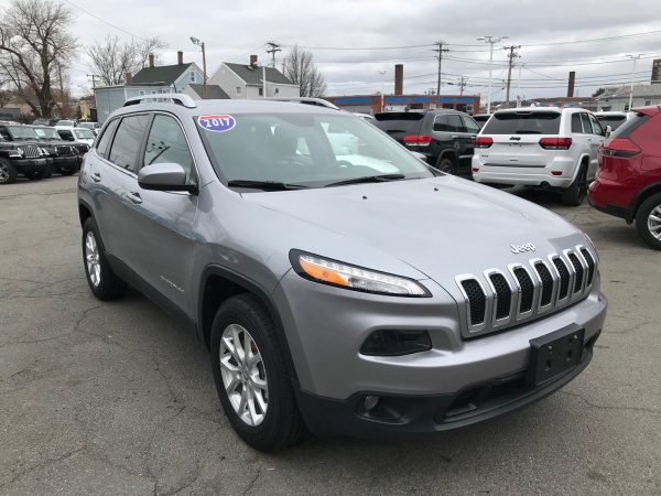 2017 Jeep Cherokee in Medford, MA