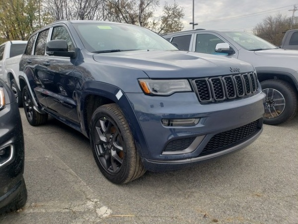 2020 Jeep Grand Cherokee in Medford, MA