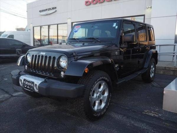 2015 Jeep Wrangler in Medford, MA