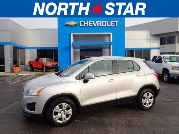 2016 Chevrolet Trax in Moon Township, PA