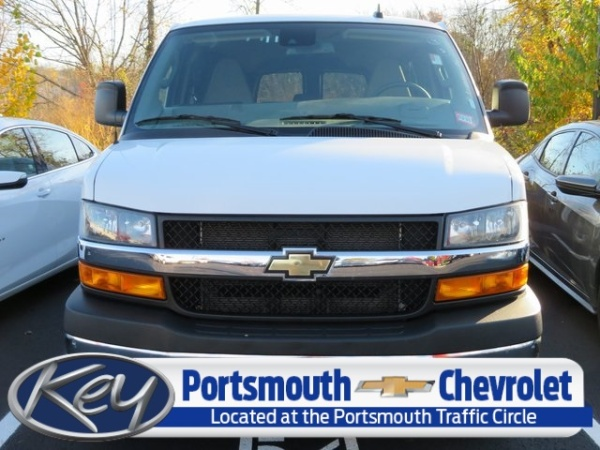 2019 Chevrolet Express Passenger in Portsmouth, NH