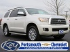 2015 Toyota Sequoia Platinum 5.7L 4WD for Sale in Portsmouth, NH