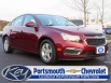 2016 Chevrolet Cruze Limited Limited LT with 1LT Sedan AT for Sale in Portsmouth, NH