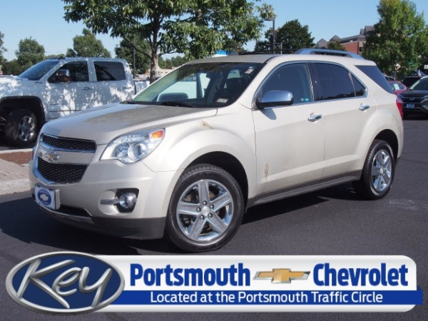 2014 Chevrolet Equinox in Portsmouth, NH