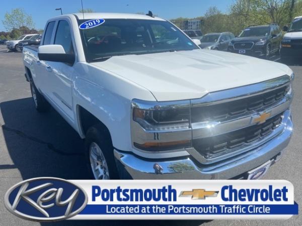 2019 Chevrolet Silverado 1500 LD in Portsmouth, NH