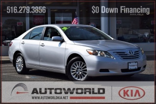 Used 2008 Toyota Camry LE I4 Manual For Sale In East Meadow, NY
