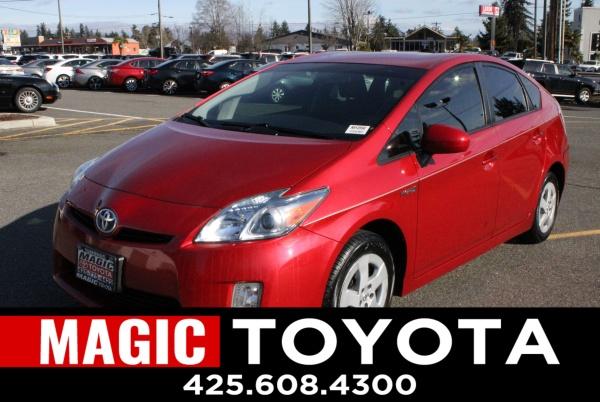 2011 Toyota Prius in Edmonds, WA