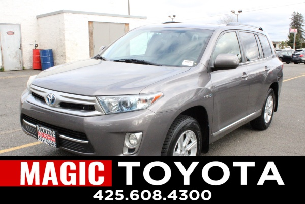 2012 Toyota Highlander in Edmonds, WA