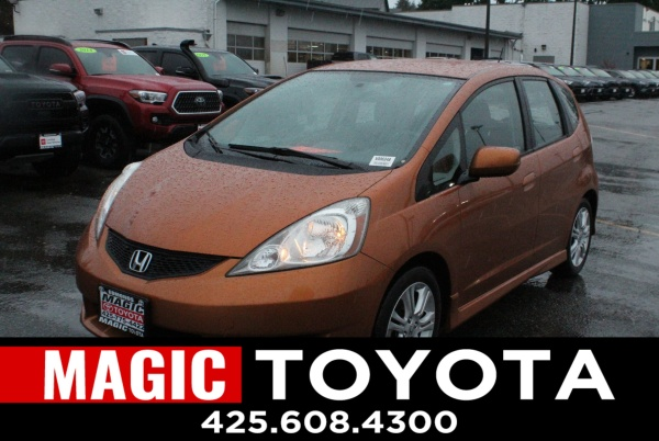 2011 Honda Fit in Edmonds, WA