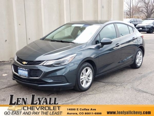 2017 Chevrolet Cruze in Aurora, CO
