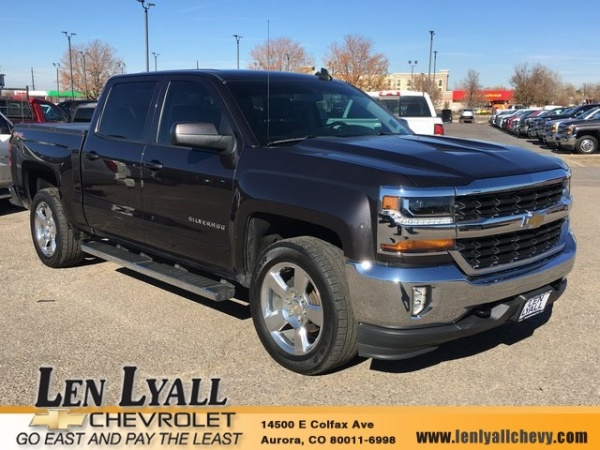 2016 Chevrolet Silverado 1500 in Aurora, CO