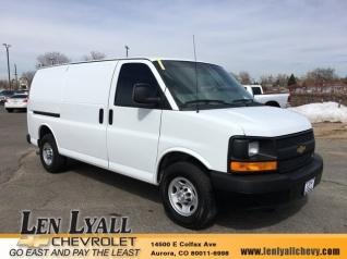 2016 Chevrolet Express Cargo Van 2500 Swb For In Aurora Co