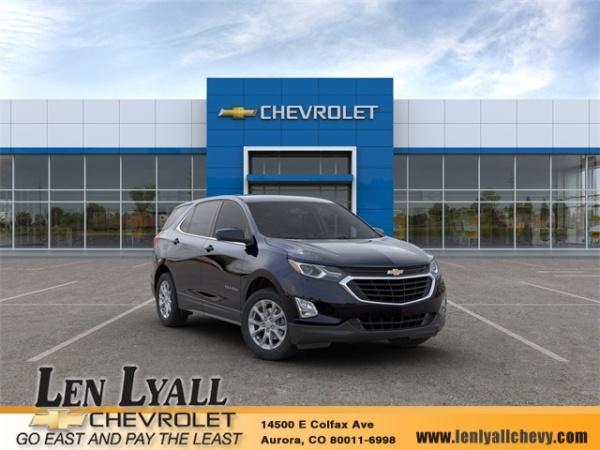 2020 Chevrolet Equinox in Aurora, CO