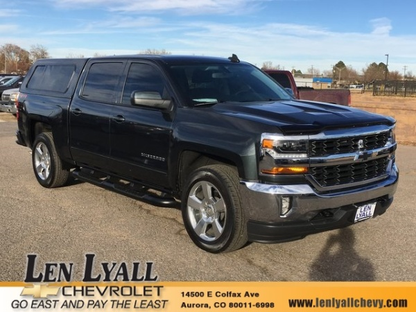 2018 Chevrolet Silverado 1500 in Aurora, CO