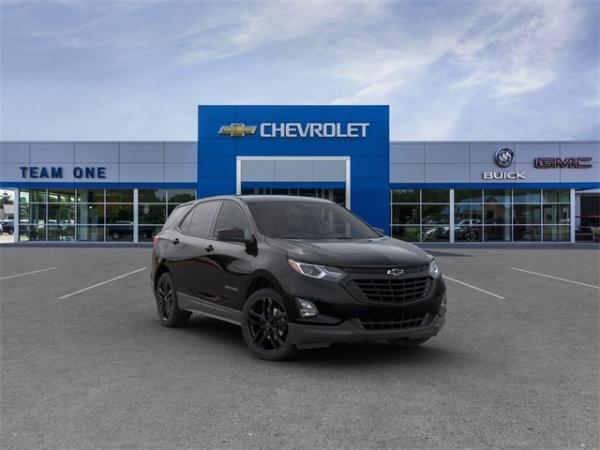 2020 Chevrolet Equinox in Charlotte, MI