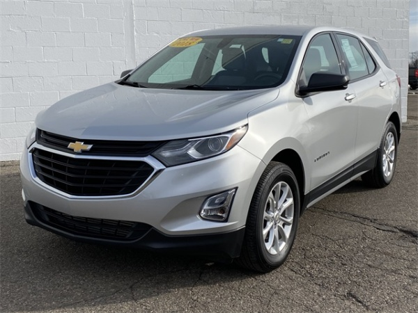 2018 Chevrolet Equinox in Charlotte, MI
