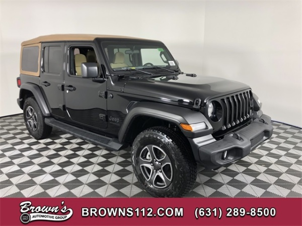 2020 Jeep Wrangler in Patchogue, NY